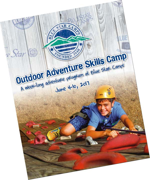 Outdoor Adventure Skills Camp